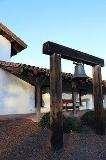 Mission San Francisco Solano (California) - Wikipedia