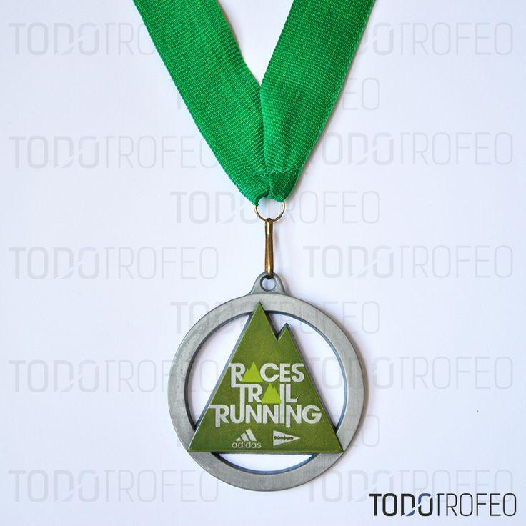 MEDALLA RACES TRAIL RUNNING 2013.   Diseñamos las medallas para su evento deportivo. Pide su presupuesto a través de: todotrofeo@todotrofeo.com    RACES TRAIL RUNNING  MEDAL 2013.  We design your sport event medals. Request your budget in: todotrofeo@todotrofeo.com
