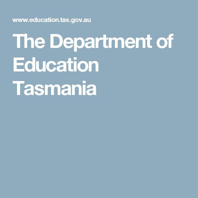 The Department of Education Tasmania