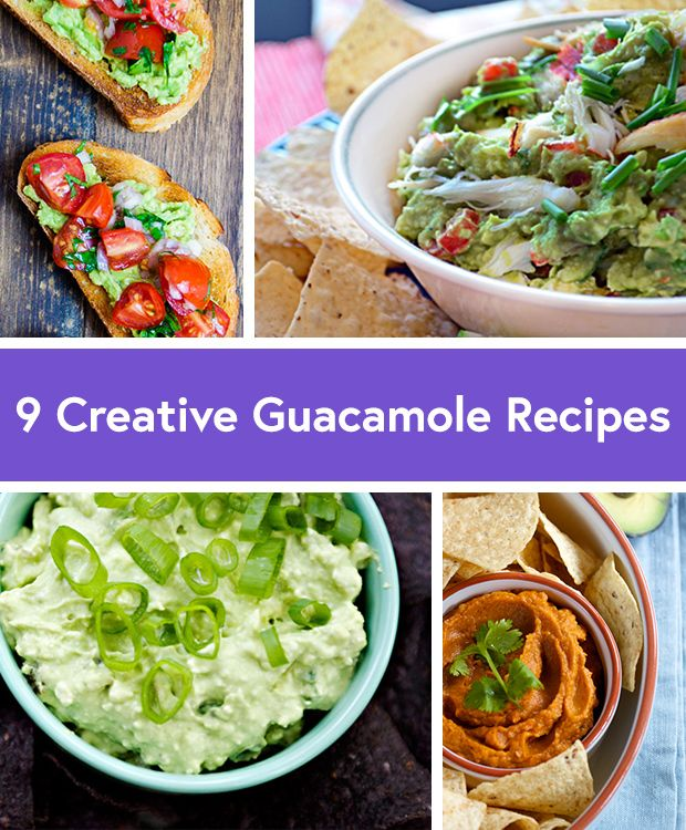 9 Must-Try Guacamole Recipes for Cinco de Mayo - Life by DailyBurn