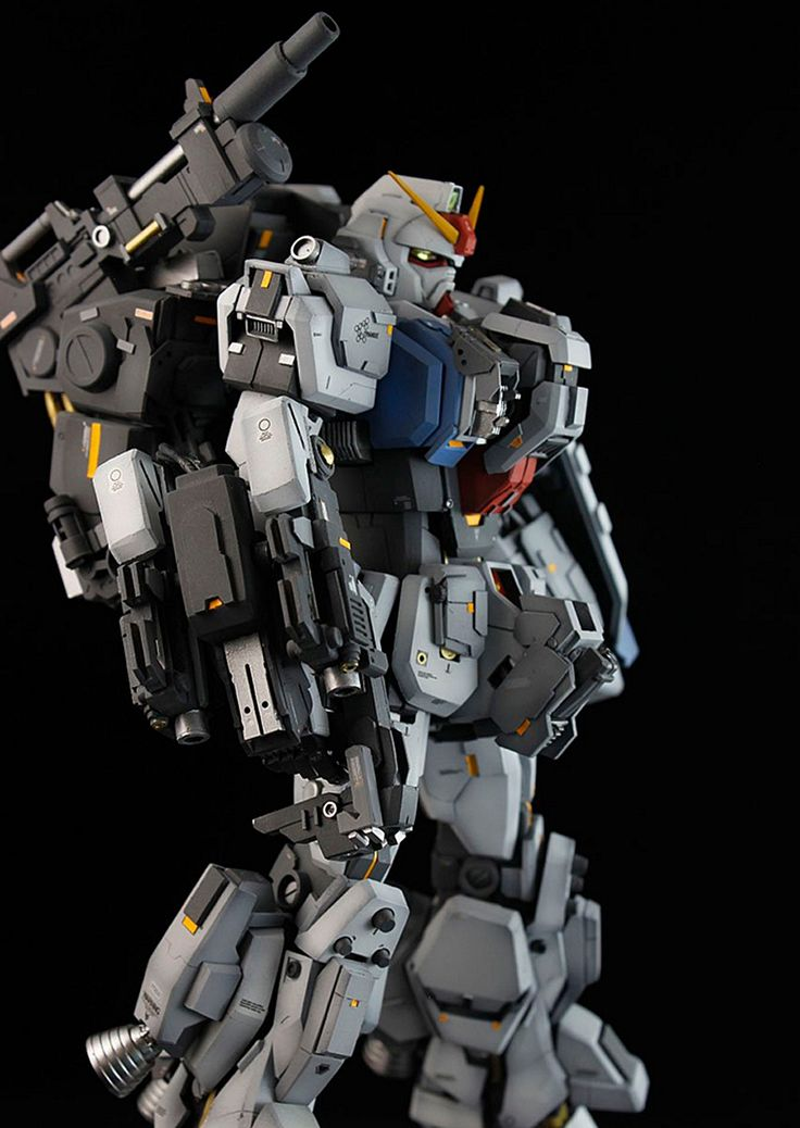 Gundam Guy Mg 1 100 Gundam Ground Type Custom Build