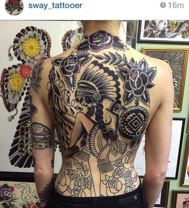 Always wanted this bert grimm piece for my own back.