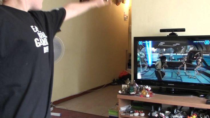 cool Игры: обзор Star Wars для Xbox 360 с поддержкой Kinect