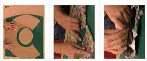 Como fazer chapeu de tecido