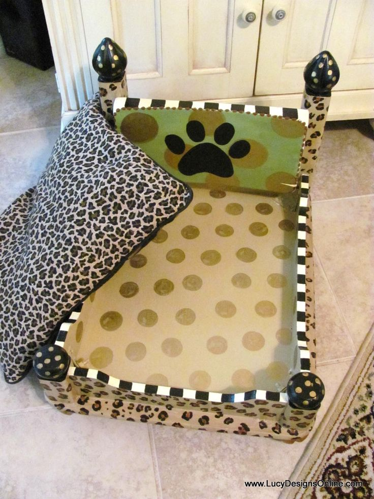 1000 Images About Rustic Dog Beds On Pinterest Dog Beds
