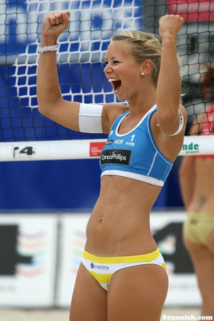 beach volleyball women hot