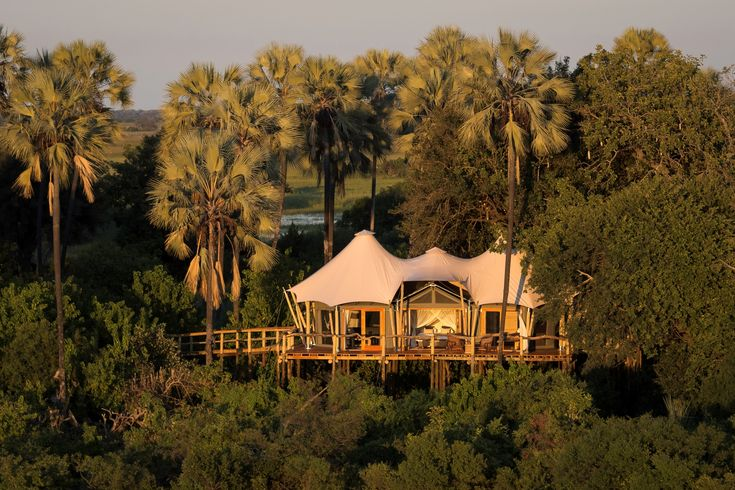 Botswana's Beautiful Lodges