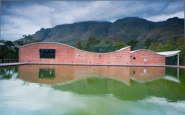 Dornier Winery, S. Africa
