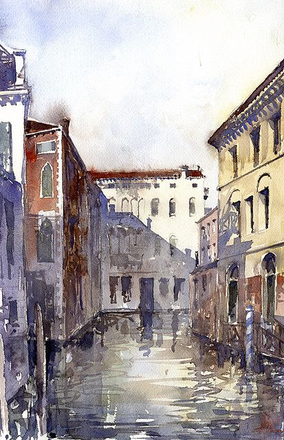 Venice, Tony Belobrajdic