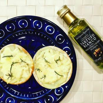 お料理に数滴かければ本格的♪「トリュフオイル」の使い方とレシピ集