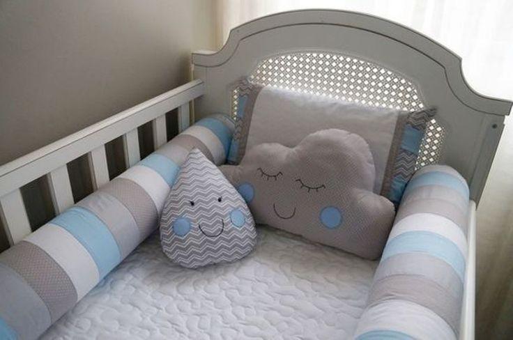 Enxoval moderno para bebê (kit berço) Dicas para montar