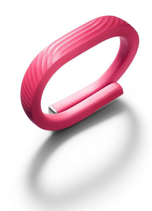 JAWBONE UP24 UP24 er et armbånd som holder kontroll på dine skritt, kalorier, distanse og søvn og gir deg masser av info knyttet til dette i smarttelefonen din. Sett opp personlige mål og la UP24 hjelpe deg til å nå dem. 1 090,-