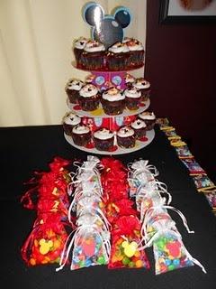 Mickey party ideas @Amy Lyons Roehr!!!