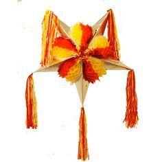 Piñatas mexicanas para fiestas o decoración. Doblablesparafácil envío o almacenamiento. Diversos colores. Envío a todo México y el mundo. Detalles del produc