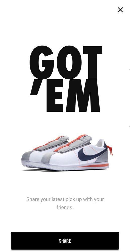 e0132d7428b Nike Cortez Kenny IV 4 Kendrick Lamar Size 9.5