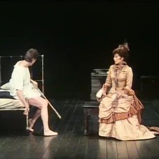 David Bowie plays Joseph Merrick in the Broadway play  The Elephant Man  (1980-1981). Beautiful performer. His role as Merrick inspired his album released in 1980  Scary Monsters ( and Super Creeps ) . David was very interested in the lives of  freaks  isolationists and oddities. I believe that when he played this role he was really absorbed by the psychological aspect of it…
