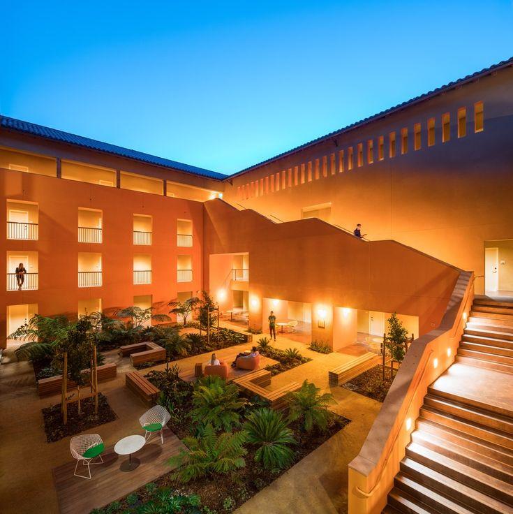 Gallery of Highland Hall Residences Stanford University / LEGORRETA - 6