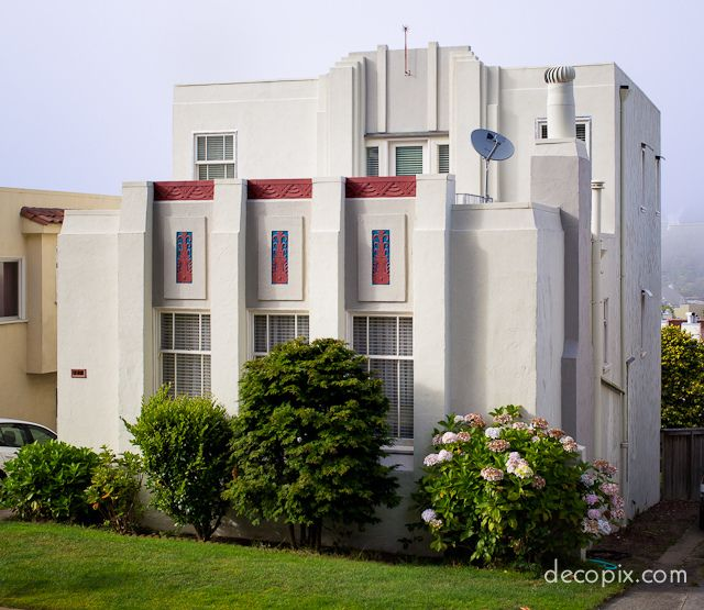 Art Deco Homes: 30 Best Ideas About Art Deco In SF On Pinterest