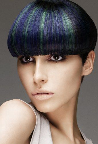 styles for with hair 1000 ideas about green hair on green 9203
