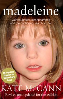 Madeleine By: Kate McCann