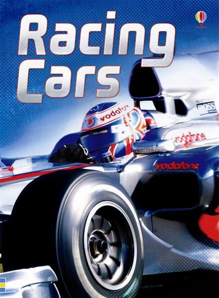 Usborne Wind Up Race Car Book