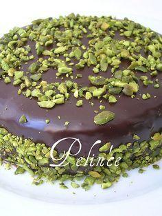 Çikolata Soslu Mozaik Pasta by pelince.com, via Flickr