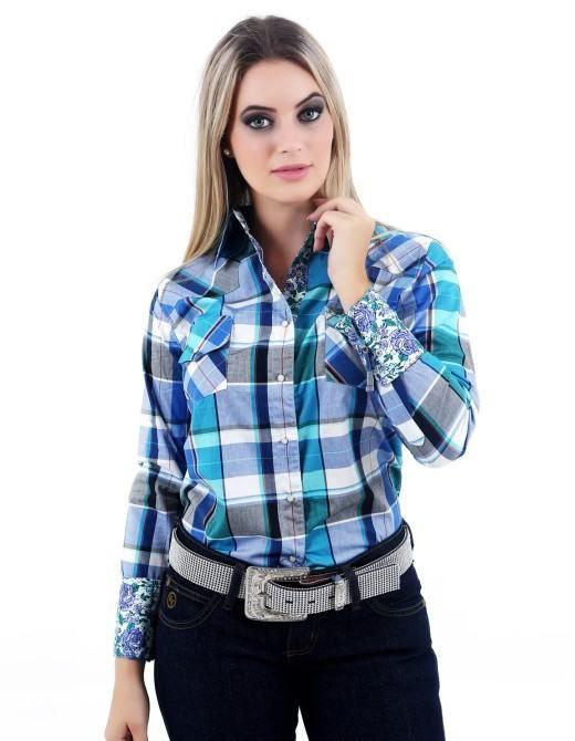 Principalmente durante o período do inverno, as vendas de modelos de camisa xadrez andaram em alta nas lojas de todo o Brasil. O estilo country, que surgiu