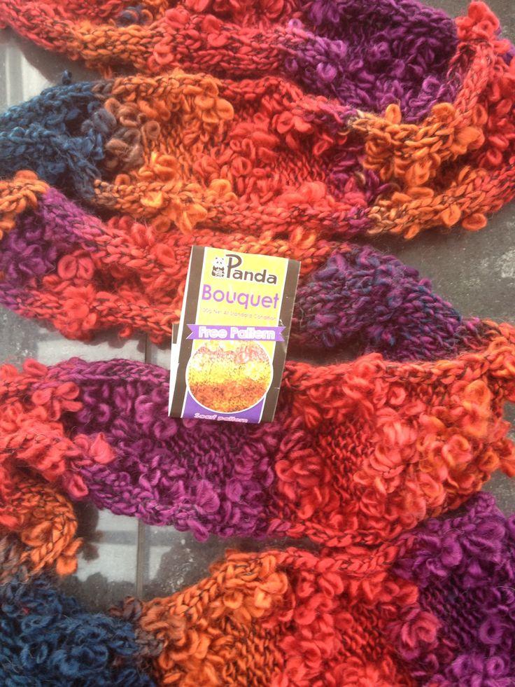 Scarf...... Fun to knit