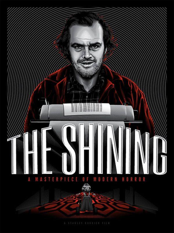 Awesome Alternative Posters Of 'Kill Bill', 'The Shining', Popular Films - DesignTAXI.com
