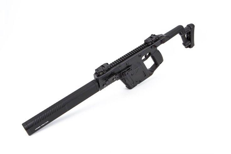 "KRISS Vector GEN II CRB Enhanced 9mm 16"" Barrel 17rd"