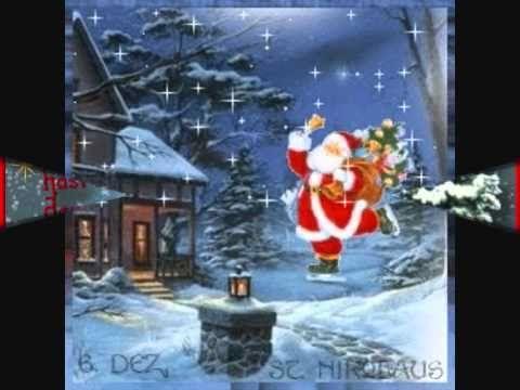 ▶ Rolf Zuckowski Guten Tag ich bin der Nikolaus - YouTube