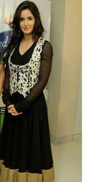Ravishing Black Salwar Kameez