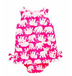 cute little elephant swimsuit