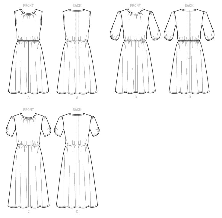 B6450 | Butterick Patterns