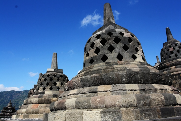 Borobudur Temple, West Java