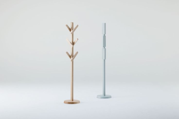 Signs Coat Stand by Big-Game for Karimoku New Standard. Available from Stylecraft.com.au