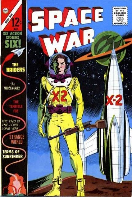 Space War (Volume) - Comic Vine