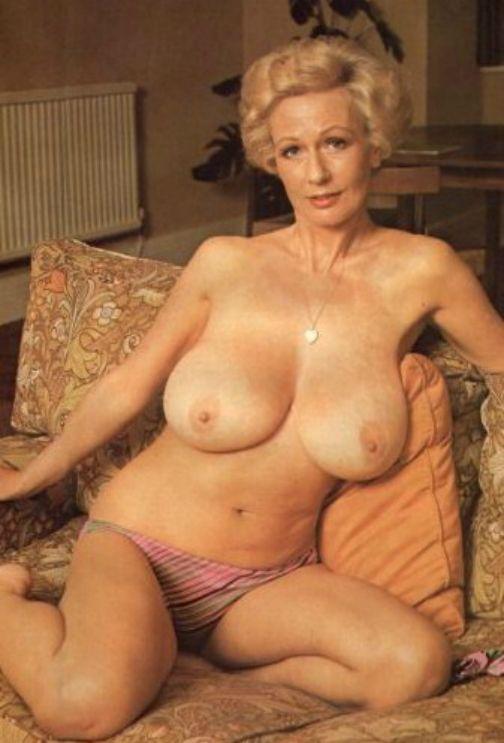 Granny Floppy Tits 22