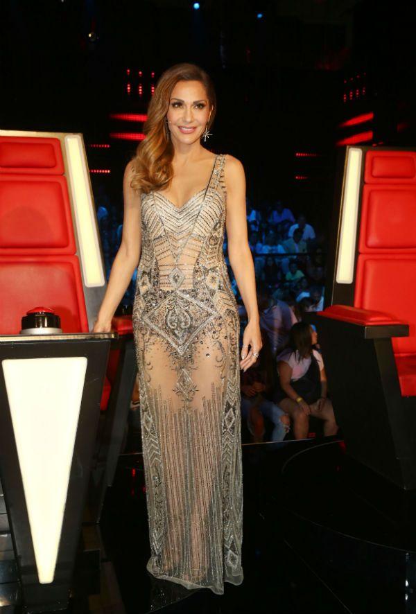 """Δέσποινα Βανδή: Τι φόρεσε στον τελικό του """"The Voice"""";"""