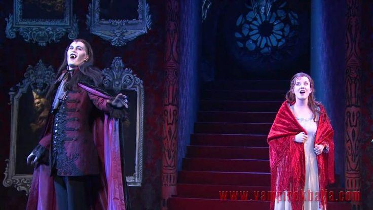 Vámpírok bálja musical-Teljes a sötét