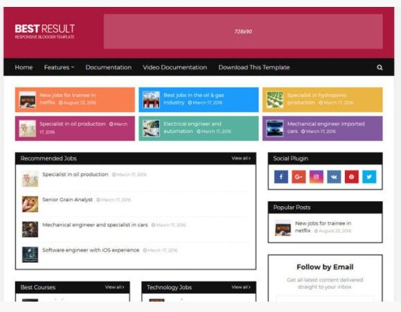 Best Result Blogger Template Premium Version Free Download Free Blogger Templates Blogger Templates Responsive Blogger Template