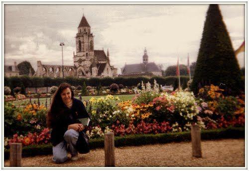Caen -Eglise st.Etienne