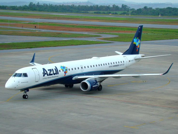 Azul Lineas Aereas Brasileiras (Azul Brazilian Airlines) was founded by the same person who founded JetBlue.