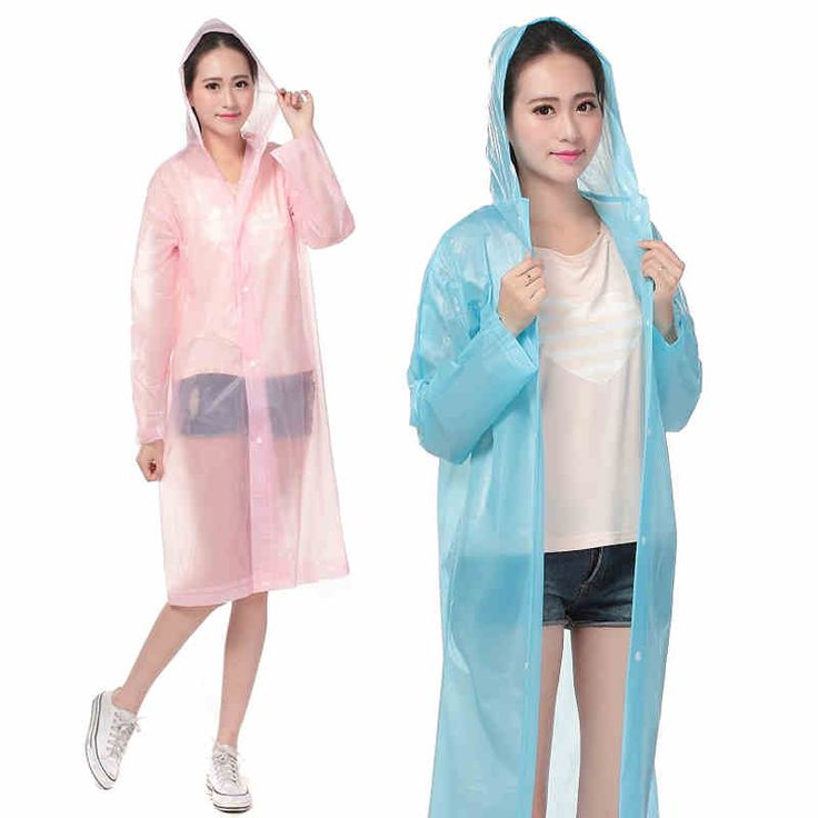 Transparent Raincoat Women Chuva Rainwear Men Rain Coat Pluie Capa Randonnee Cassaco Feminino Outdoor Mens Raincoat Long DDGY90