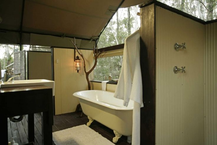 High 7 Locations to Go Glamping
