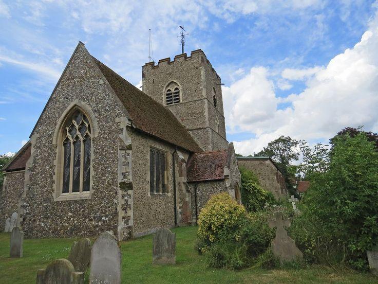 St Andrew's Church, Boreham, Essex