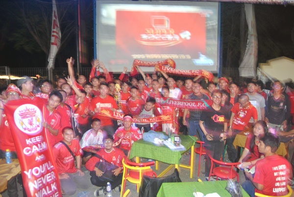 BIGREDS Regional Lampung | Indonesia's Official Liverpool FC Supporters Club