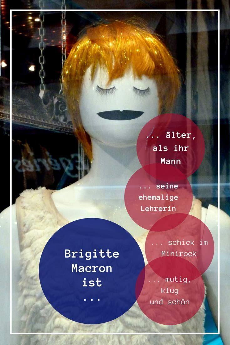 Brigitte Macron und die außergewöhnliche Liebe