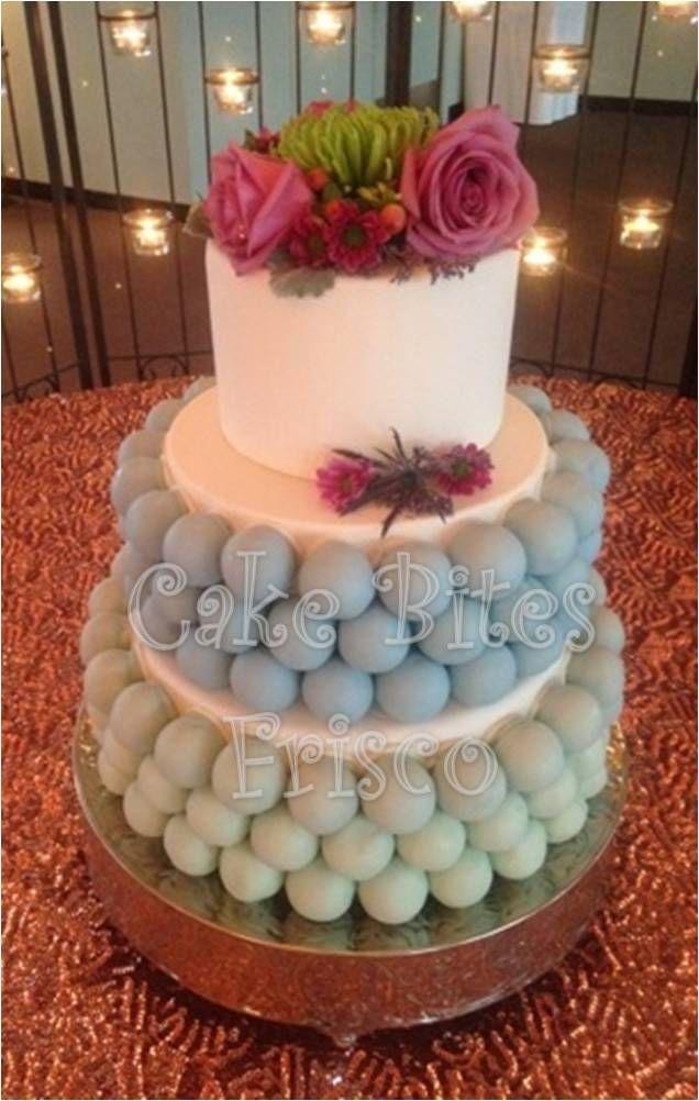Super Romantic Wedding Cake Weddingcakes Cakeballs Dallasbrides
