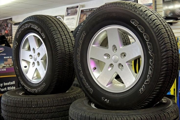 Jeep Wrangler Tires For Sale